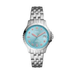 Fossil Women's FB-01 Three-Hand Date Stainless Steel Watch - ES4742