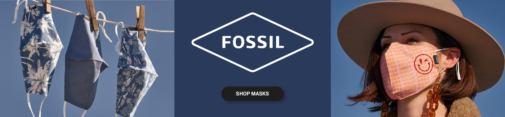 Fossil Mask